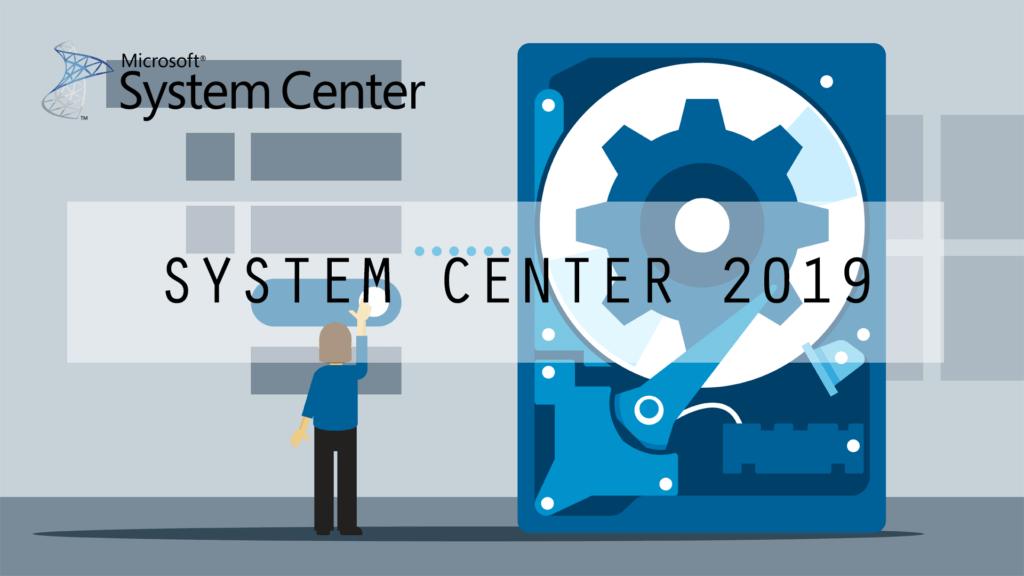System Center 2019
